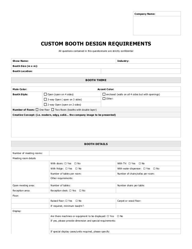 booth design questionnaire luxury custom home design questionnaire free home design