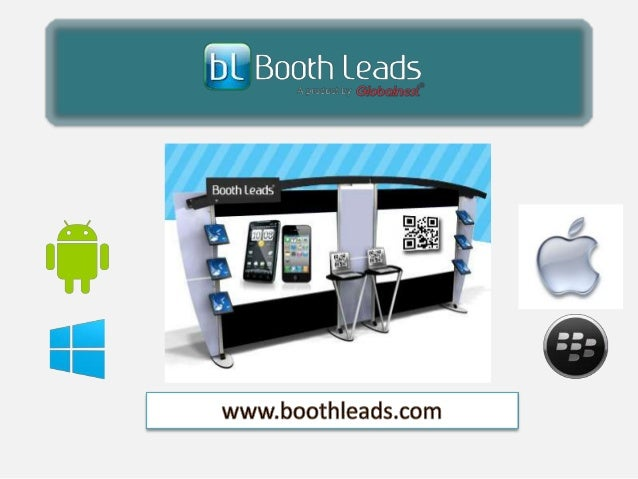 Boothleads, A mobile based lead retrieval application for your smart devices.