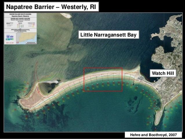 Little Narragansett Bay Map ri Little Narragansett Bay