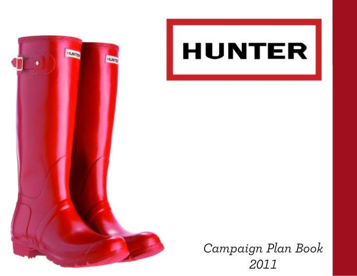 Hunter Campaign Book