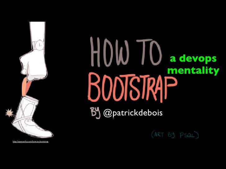 Bootstrapping a-devops-matter