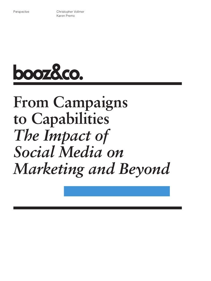 Booz Co Campaigns Capabilities Social Media Viewpoint