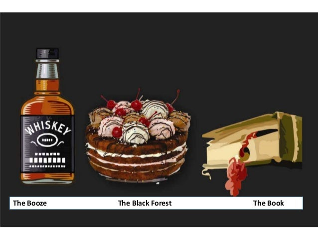 The Booze The Black Forest The Book