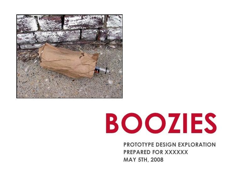 The Original Boozie