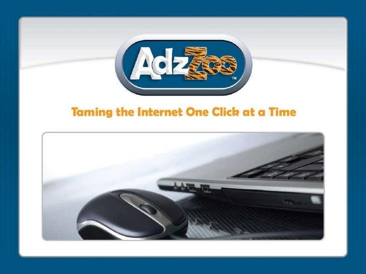 AdzZoo The Oppoortunity