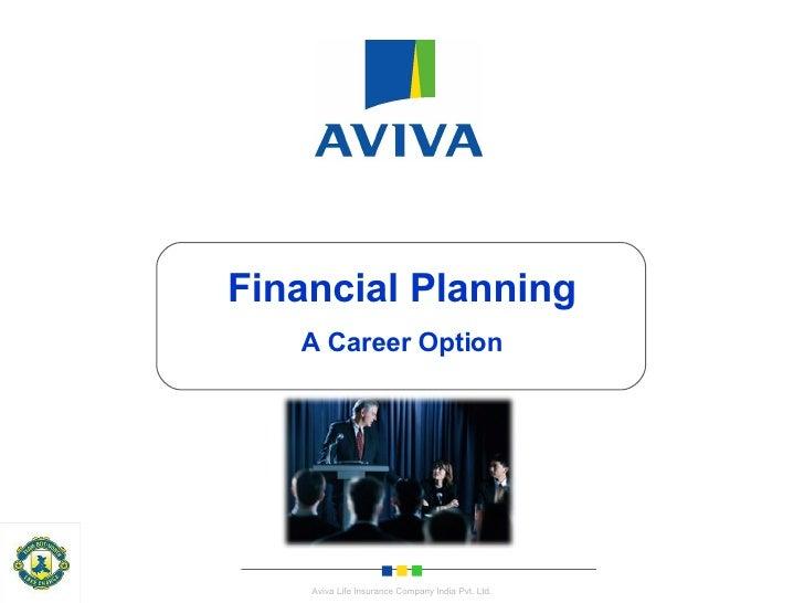 AVIVA life insurance India