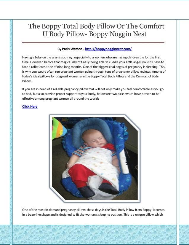 Noggin Nest Boppy Boppy Noggin Nest