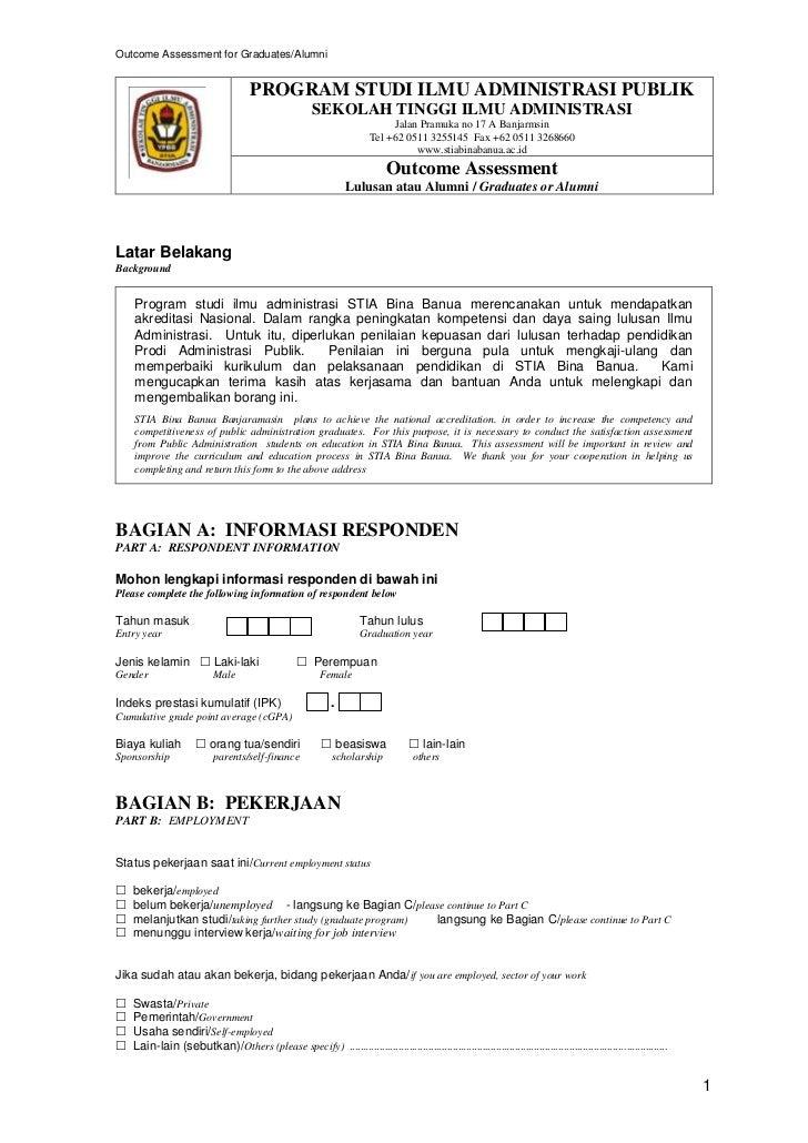 53975-59055PROGRAM STUDI ILMU ADMINISTRASI PUBLIKSEKOLAH TINGGI ILMU ADMINISTRASI Jalan Pramuka no 17 A BanjarmsinTel +62 ...