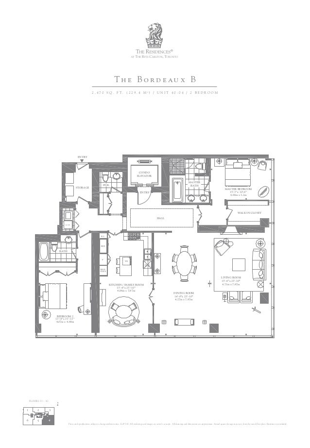 The Residences At Ritz Carlton 181 Wellington St West