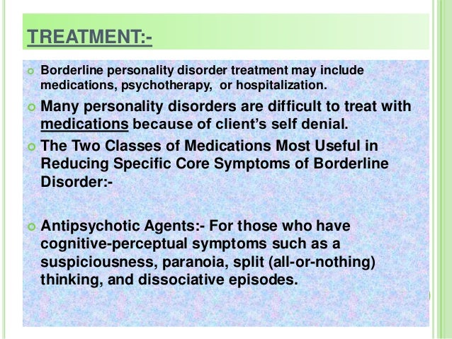 cognitive approach to borderline personality disorder Theories to explain narcissistic personality disorder print reference this  disclaimer:  kohut's approach kohut's (1971) views are more difficult to summa­rize than those of kernberg, perhaps as a conse­quence of their greater originality  contributing the insightful analysis of the nar­cissistic personality from a cognitive.