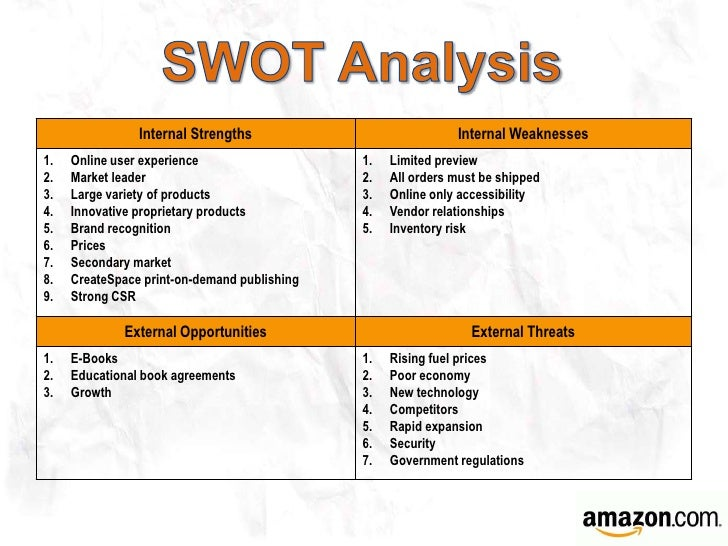 swot analysis of the borders company This paper included a comprehensive pestal and swot analysis of coca cola company for guidance of students and scholars it is a qualitative research.