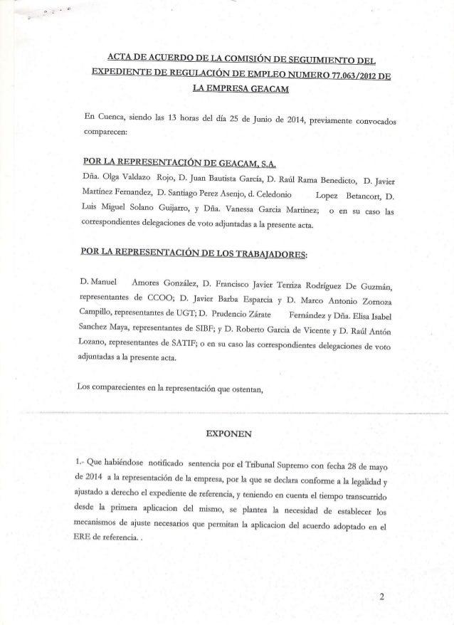 Borrador acuerdo comisión seguimiento