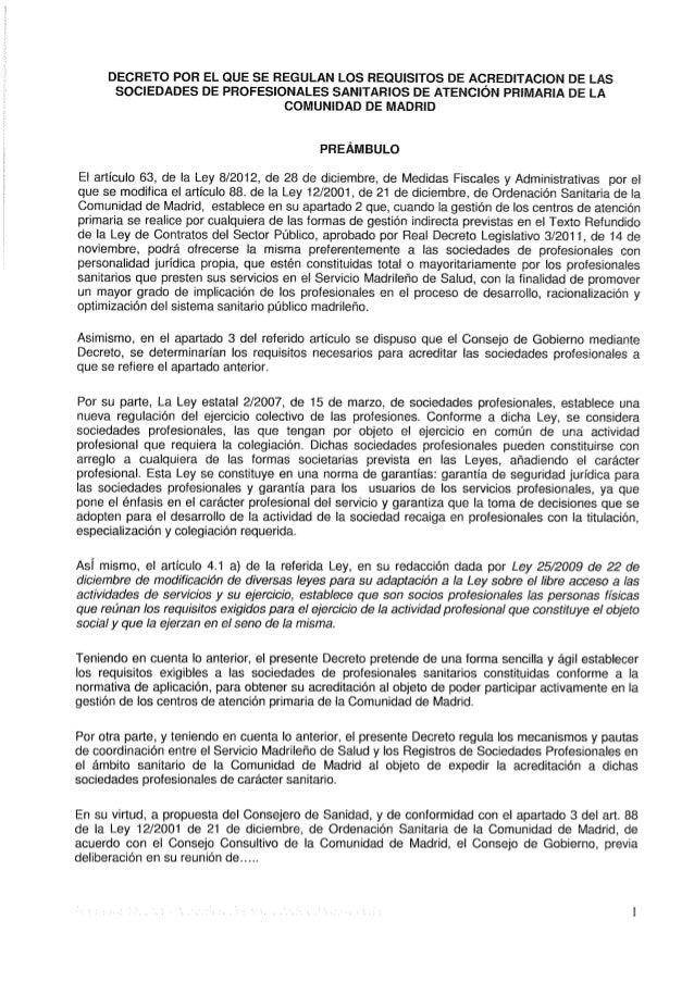 Borrador decreto acreditacion sociedades profesionales (1)