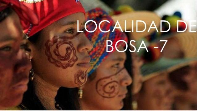 LOCALIDAD DE BOSA -7