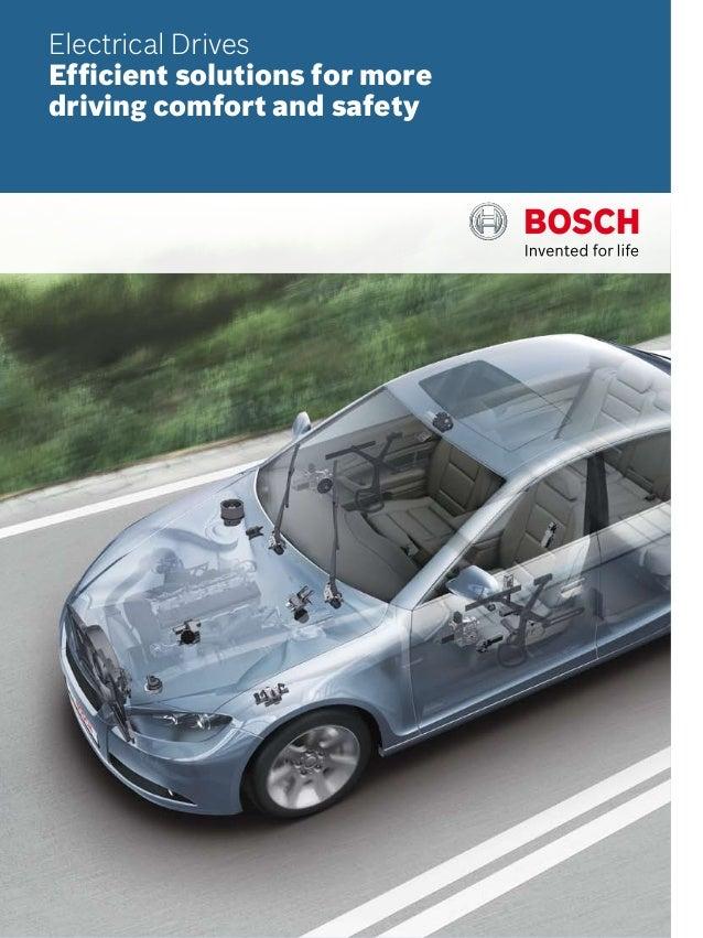 Bosch tecnologia