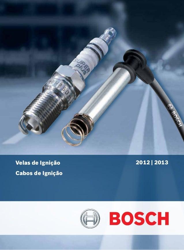 Bosch Vela e Cabos 2012-2013