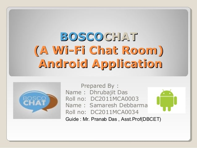 icq chat room android