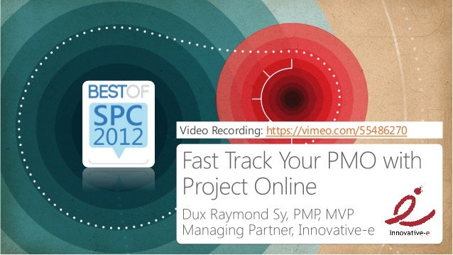 Fast Track PM Success with Project 2013