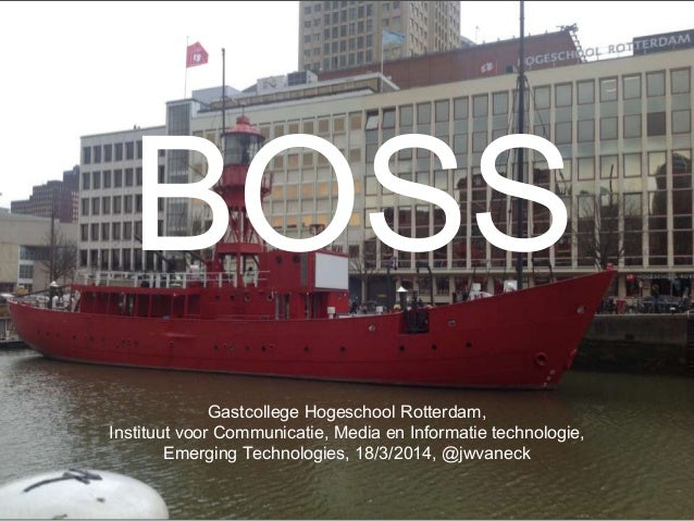 Boss. On Big, Open, Spatial (data) systems.