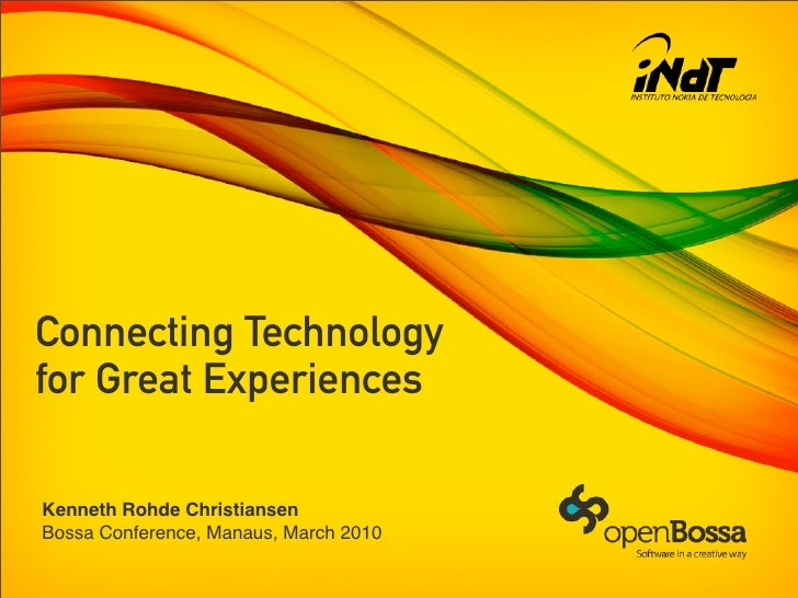 Connecting Technology for Great Experiences - How does QML and Web fit together?