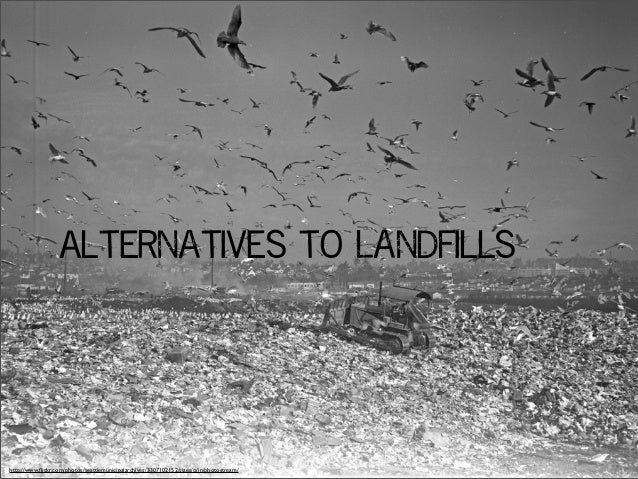 Alternatives to Landfills http://www.flickr.com/photos/seattlemunicipalarchives/3307102152/sizes/o/in/photostream/