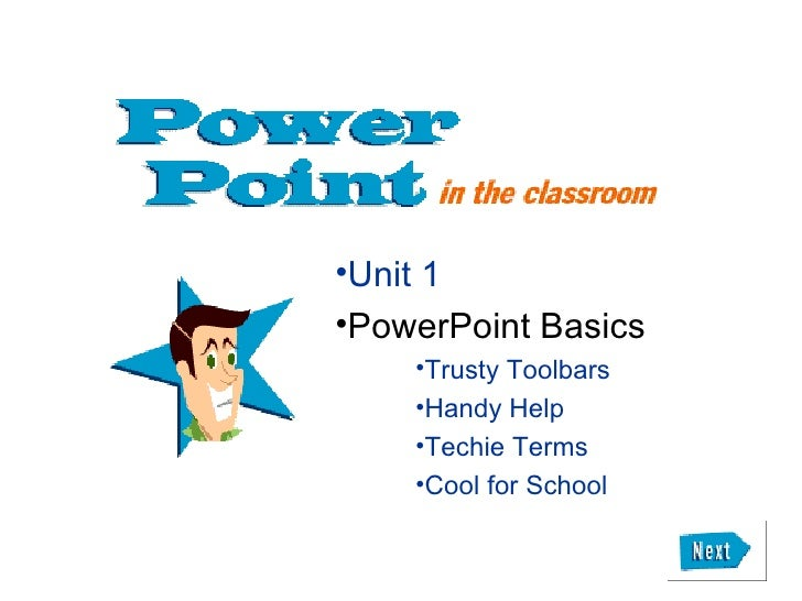 Bostic powerpoint-tutorial & quiz