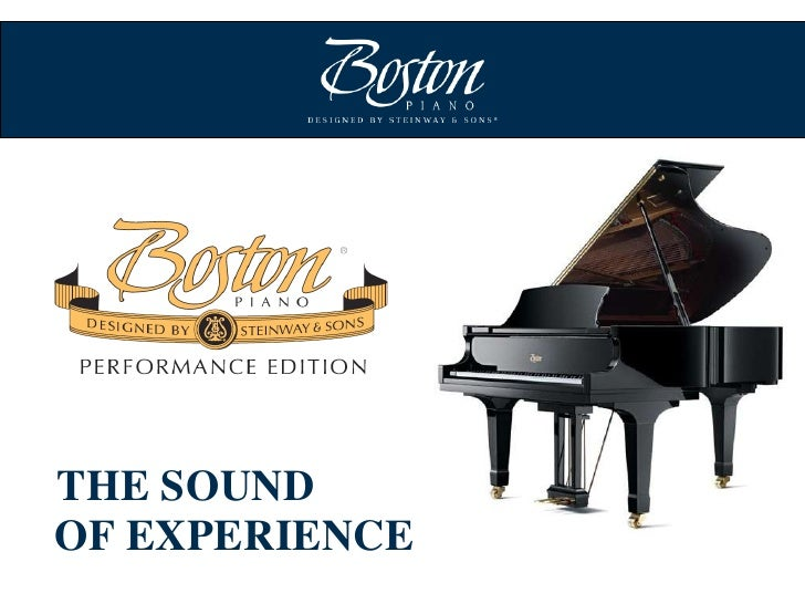 THE SOUND OF EXPERIENCE