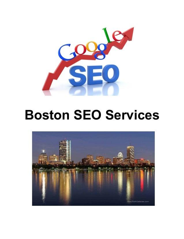 Boston SEO Services