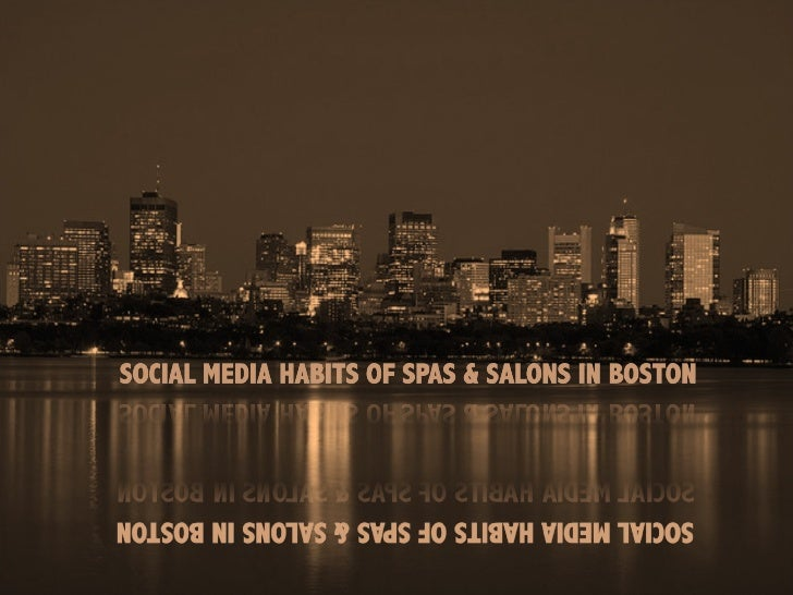 Spas & Salons in Boston on Facebook, Twitter, Groupon, Foursquare