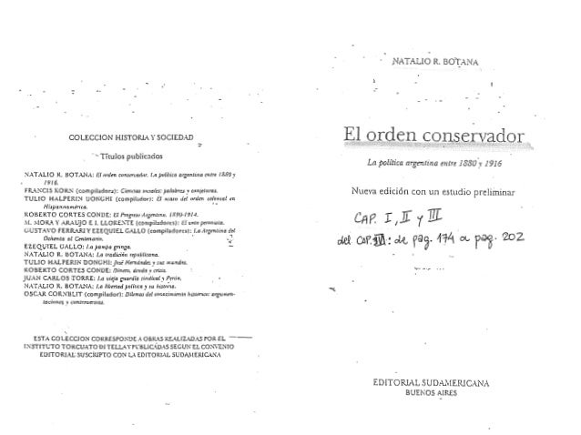 Botana  -el_orden_conservador