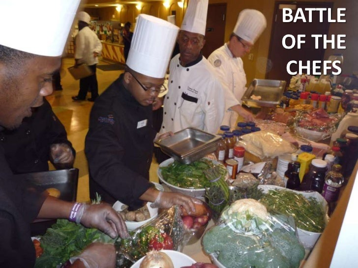 The Battle of the Chefs