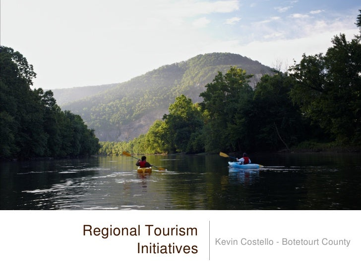 Botetourt County Tourism Initiatives