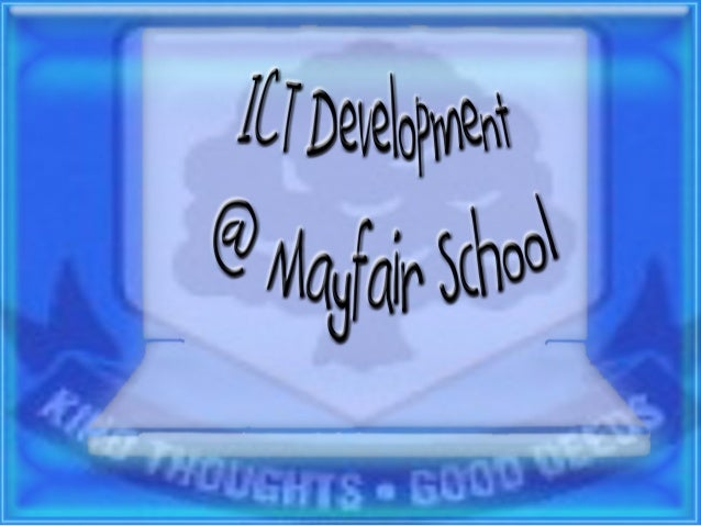 To assist in the meeting of strategic goal # 6 'To develop ICT abilities and application skills across the curriculum'