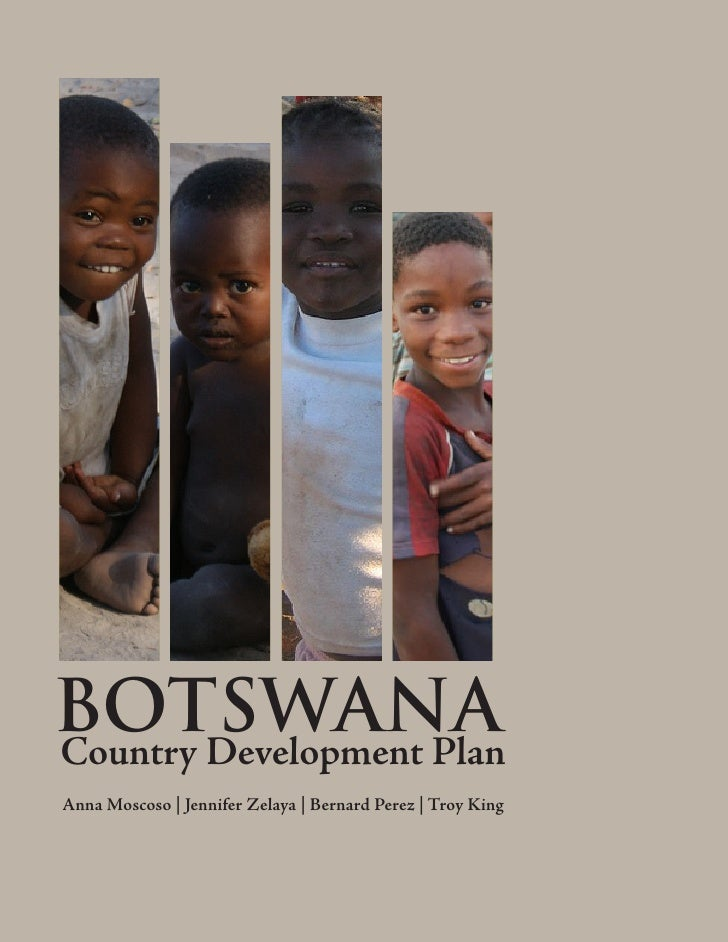 Botswana Country Plan