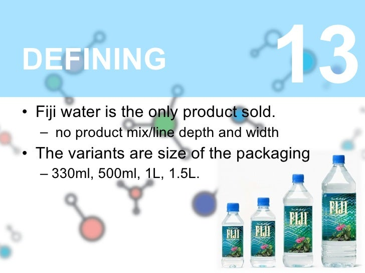 fiji water essay Title length color rating : essay on fiji water business management case study - introduction fiji water (fiji) is a brand of bottled water that is derived from an aquifer in the nakauvadra mountains in fiji.