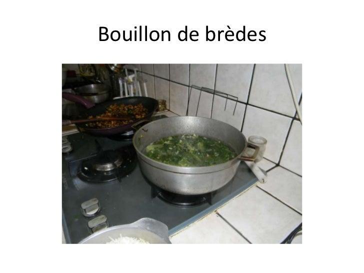 Bouillon de brèdes<br />