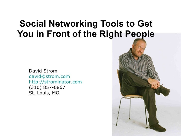 How to use social networking to build your brand