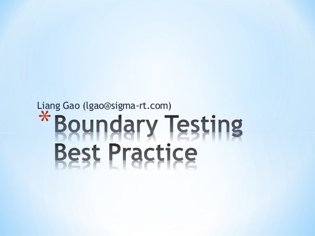 Protocol Security Testing best practice