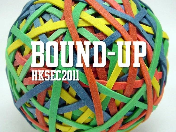 BOUND-UPHKSEC2011