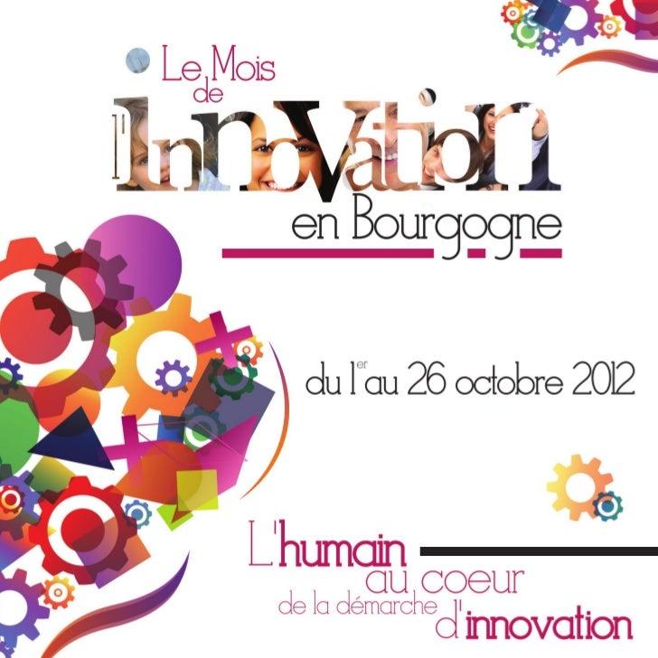 Bourgogne innovation