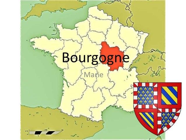 Bourgogne  Marie