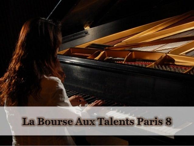 Bourse aux talents pdf 2