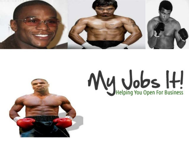 20 Boxing Greats Quotes & Lessons on your Journey to be Self Employed!