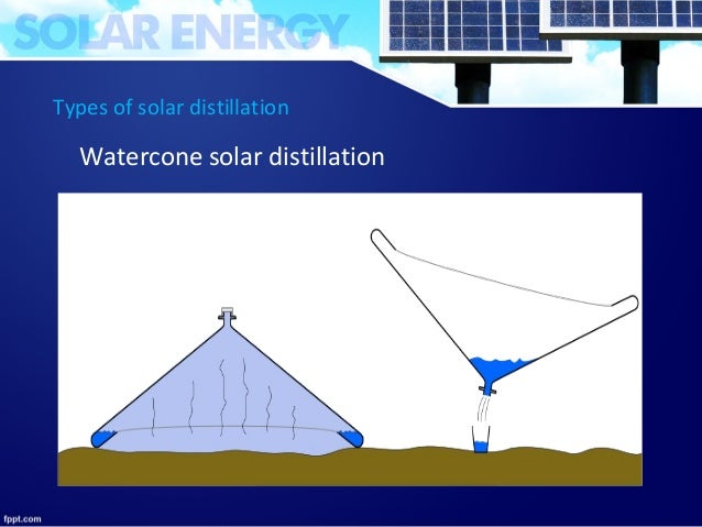 Solar Distillation System Solar Distillation 5