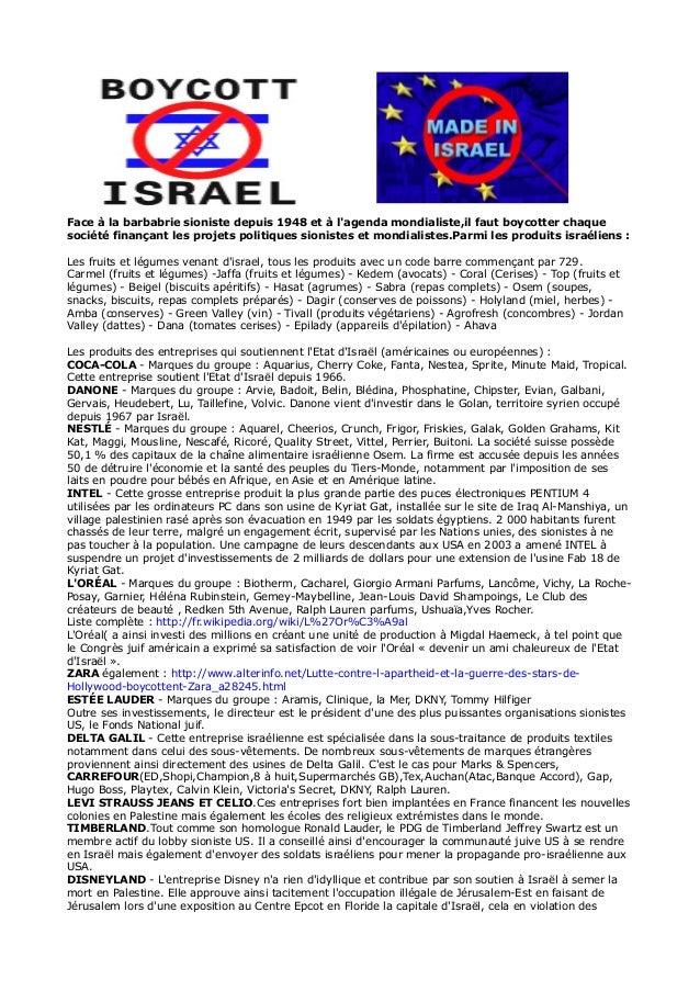 Boycott+israel+et+mondialisme