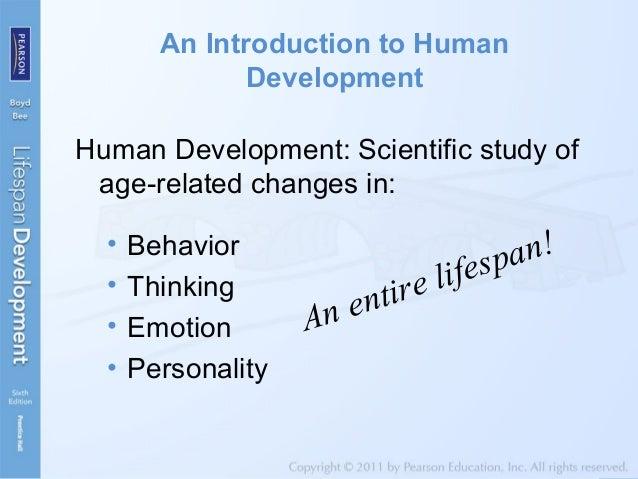 Life span development essay?