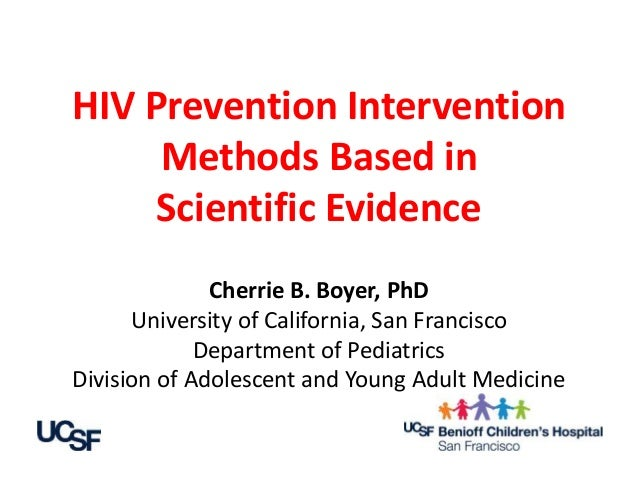 Talk in hiv prevention interventions