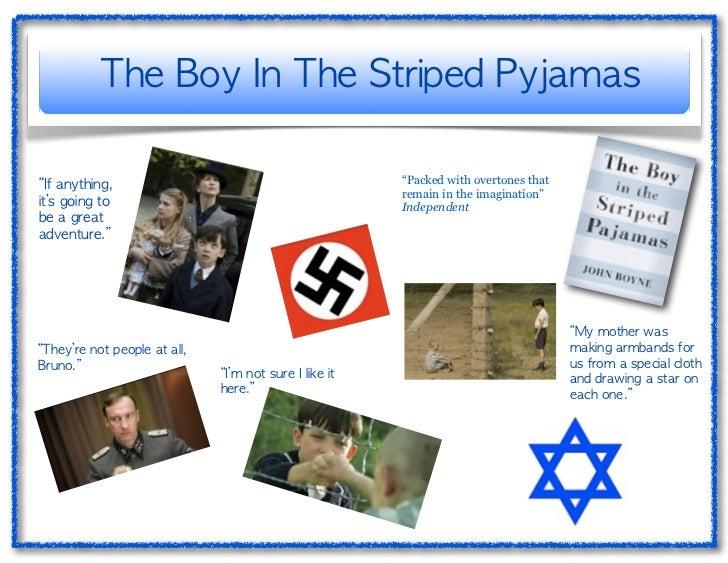 boy in striped pajamas essay