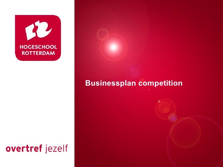 Businessplan competition