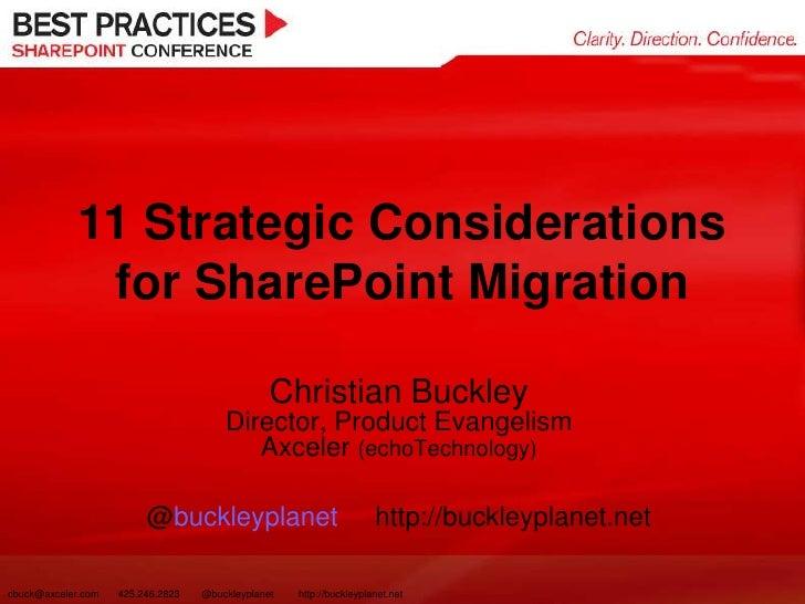 BPC10 BuckleyMigration-share